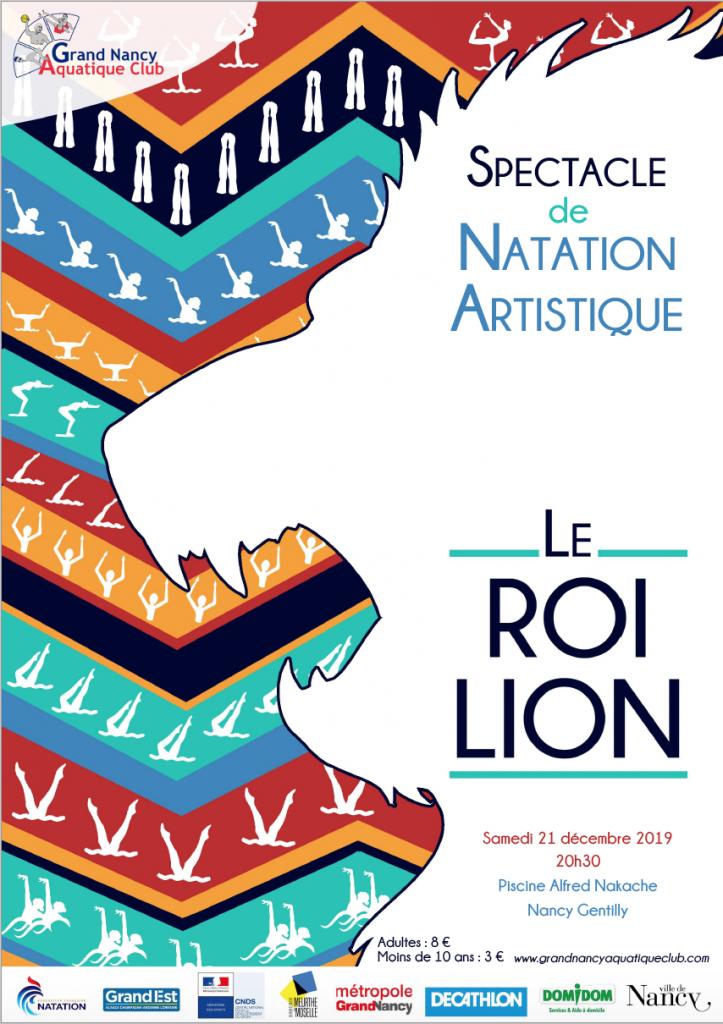 Spectacle Le Roi Lion