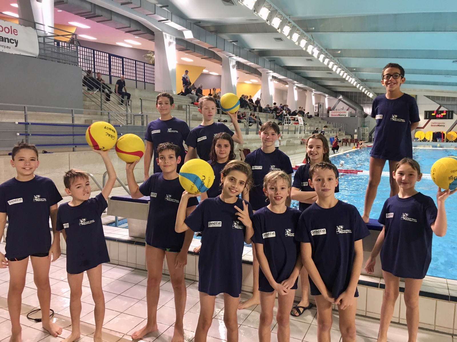 École Waterpolo